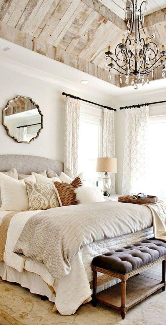 farmhouse bedroom decor 12