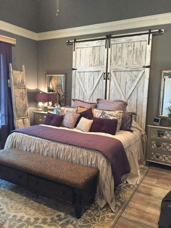 farmhouse bedroom decor 16