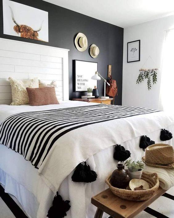 farmhouse bedroom decor 24